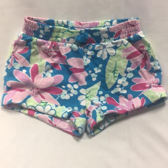 🌵 Gymboree 2t floral cotton shorts